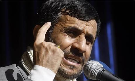 Ahmadinejad Thumping