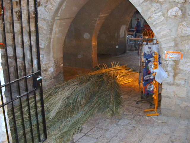 Sukkot in Jerusalem