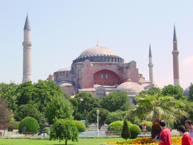 47--Hagia Sophia