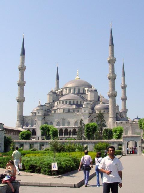 48--Blue Mosque