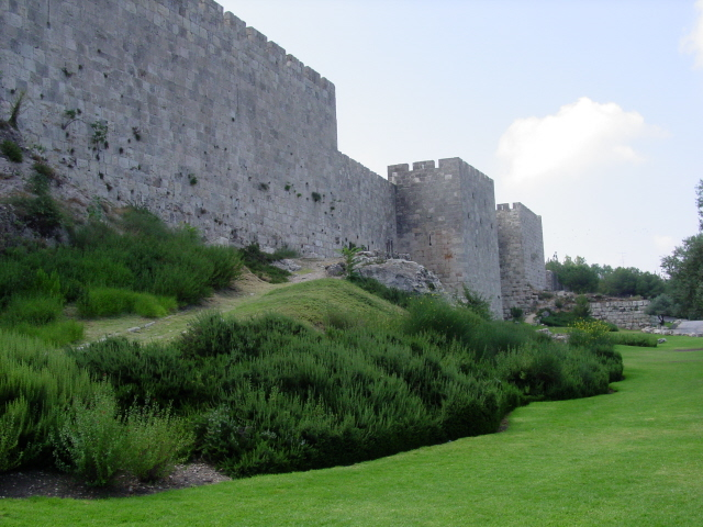 Old City Walls 2
