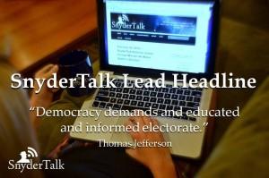 2--SnyderTalk Lead Headline Danielle
