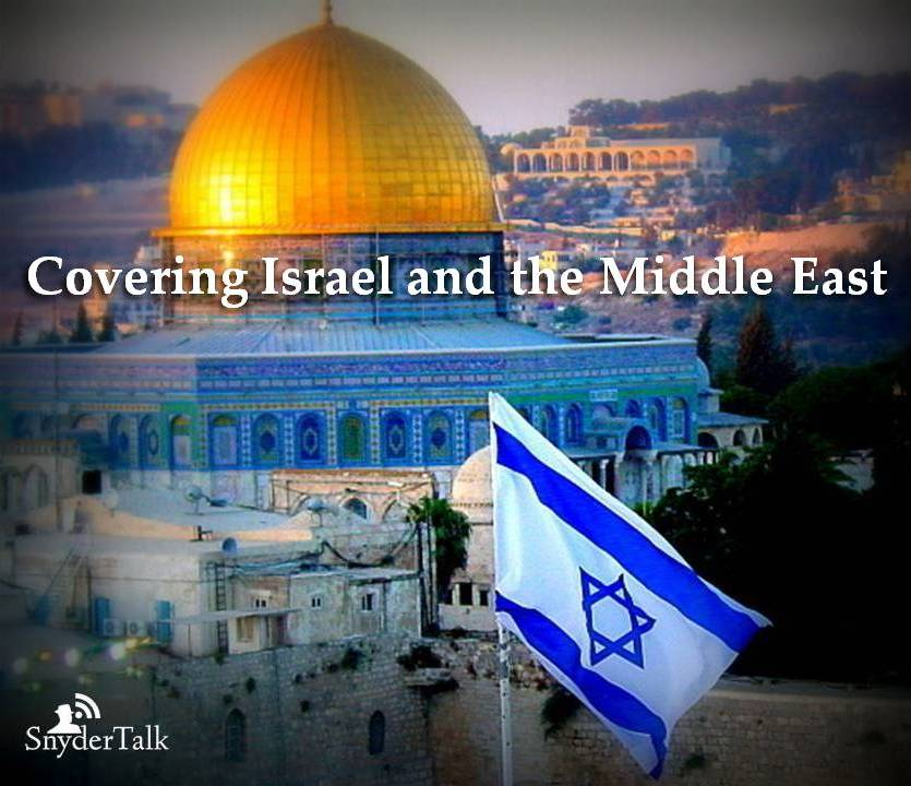 1--Intro Covering Israel and ME