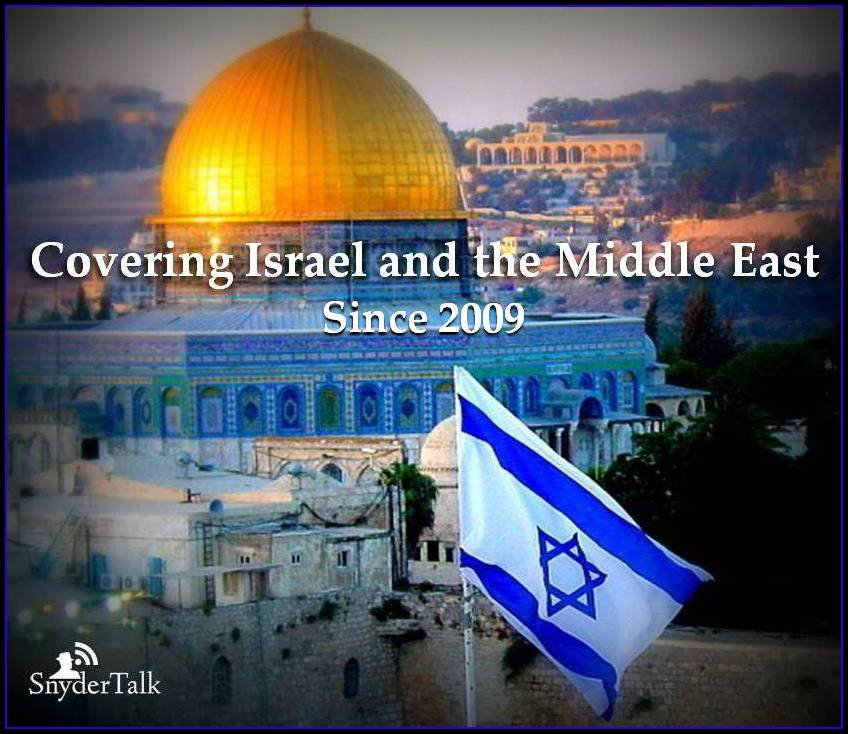 1--Intro Covering Israel and ME since 2009